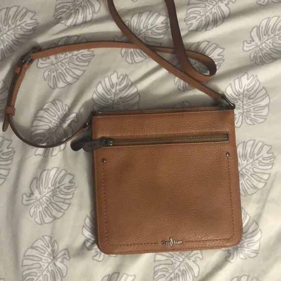 Handbags - NEW leather cross body bag